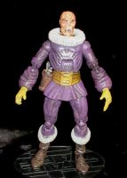 Marvel Legends  'Mojo' Series: Baron Zemo Variant - Complete Loose Action Figure